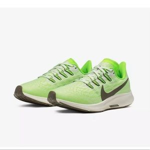 🆕 Nike Air Zoom Pegasus 36 Phantom Green Size 8